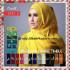 Jilbab Pashmina Ombre Timbul Seri 5 Modis