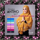 Jilbab Syar'i Instant Prada Anting Anggun Original  By Rizqy Ananda