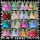 Jilbab Basic Khimar Bolak Balik Cantik Original By Qalisya Hijab Brand