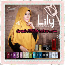 Jilbab Bergo Cerutti Lily Premium Cantik Support By Oneto