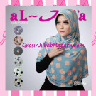 Jilbab Instant Simple Bergo Pet Almia Seri 19