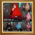 Jilbab Instant Syar'i Metalic Cantik Original by Rakha Brand