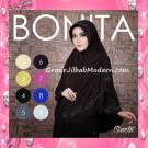 Jilbab Khimar Modis Elegan Bonita Original La-Gizta Series