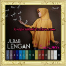 Jilbab Lengan Batwing Cantik Original Almia ( Al-Mi'a Brand )
