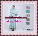Gamis Polos Al-Mi'a AM003 Original By Almia ( Al-Mi'a Brand )