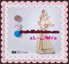Gamis Polos Al-Mi'a AMG 002 Original By Almia ( Al-Mi'a Brand )