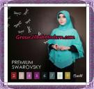 Jilbab Bergo Elegant Premium Swarovsky Support By Oneto