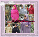 Jilbab Bergo Lengan Cantik Meyda Original By Fadeya Brand