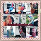 Jilbab Bergo Lengan Instant Tunik Safira Original By Almia ( Al-Mi'a ) Brand