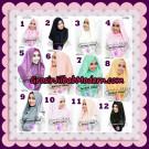 Jilbab Instant Deeja Hermes Velvet Modis Original By Apple Hijab Brand