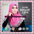 Jilbab Instant Prada Mawar Syria Support By Oneto Hijab