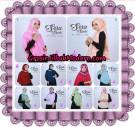 Jilbab Instant Sera Syar'i Cantik Original By Apple Hijab Brand