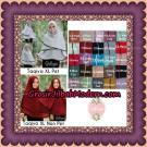 Jilbab Khimar Syar'i Cantik Taqiya Ukuran XL Seri 1 Original By Qalisya Brand