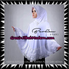 Jilbab Pesta Instant Syar'i Berlian Support By Oneto Hijab