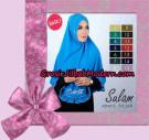 Jilbab Tanpa Pet Sulam Syar'i Hijab Support By Oneto