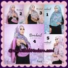 Jilbab Instant Khimar Brokat Cantik Support By Oneto Hijab