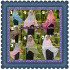 Jilbab Instant Khimar Sabqa Brokat Syar'i Trendy Original By Qalisya Brand