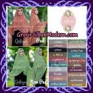 Jilbab Instant Khimar Sabqa Pet Syar'i Modis Original By Qalisya Brand