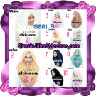 Jilbab Instant Modis Shireen Hoodie Seri 3 Original By Apple Hijab Brand Series