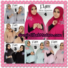 Jilbab Instant Modis Syria Qimona Trendy Original By Flow Idea Brand
