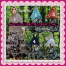 Setelan Busana Muslim Modis Dan Syar'i  Gamis Dalisha Original By Syahida Hijab Brand