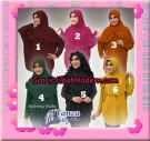 Jilbab Bergo Lengan Vanza Original By Fadeya Brand