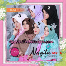 Jilbab Instant Trendy Nagita Seri 5 Original by Modelo Series