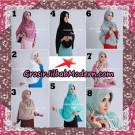 Jilbab Jumbo Rumana Prada Syar'i Support By Oneto Hijab