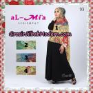 Jilbab Segi Empat Almia Seri 3 Original By Almia ( Al-Mi'a Brand )