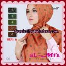 Jilbab Segi Empat Almia Seri 6 Original By Almia ( Al-Mi'a Brand )