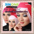 Inner Jilbab Kerut Risty 3 In One Original By Sayra Hijab