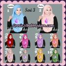 Jilbab Instant Arabian Hoodie Seri 3 Original By Apple Hijab Brand