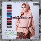 Jilbab Syar'i Crept Khimar TajMahal Original By Sayra Hijab Brand