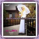 Gamis Putih AMG12 Original By Almia ( Al-Mi'a Brand )