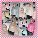 Jilbab Instant Syria Bergo Miranda Original By Flow Idea