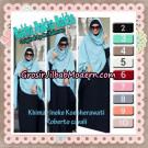 Jilbab Khimar Hoodie Inneke Koesherawati By Ar-Rahman Support Rakha Brand