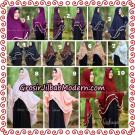 Jilbab Khimar Modern Exclusive Tunik Yumna By Qalisya Hijab