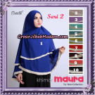 Khimar Maura Seri 2 Original Novi Collection Support By Oneto