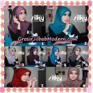 Jilbab Rumana Silky Melati Original By Oneto Hijab Brand