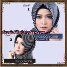 Jilbab Segi 4 Monochrome Tombak Original Firza Hijab Support Oneto Hijab