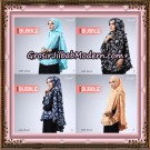 Jilbab Khimar Bubble Seri 2 By Dhea Hijab Support Oneto Hijab
