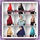 Jilbab Khimar Crept Ruby Cantik Original By Sayra Hijab Brand