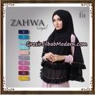 Jilbab Khimar Zahwa Rempel By Fa Hijab Support Oneto Hijab