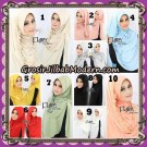 Jilbab Instant Cantik Syria Pet Zahira Original By Flow Idea