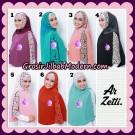 Jilbab Syari Terbaru Khimar Ar Zetti Original By Apple Hijab Brand