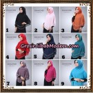 Jilbab Instant Diamond Bergo Elegant Support Oneto Hijab