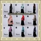 Jilbab Instant Maroko WithPet Original By Sayra Hijab Brand