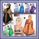 Jilbab Lengan Tunik Elya Ethnic Original By Fadeya Brand