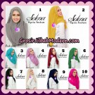 Jilbab Syria Instan Selena By Apple Hijab Brand