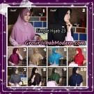 Jilbab Bergo Simple Hijab Seri 23 By Firza Hijab Support Oneto